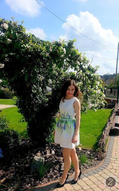 sukienka z shein