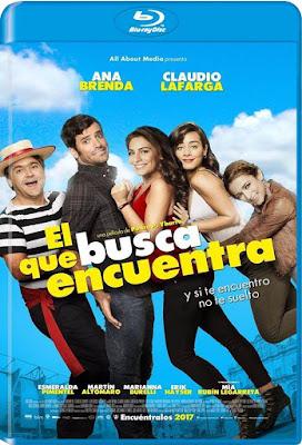El Que Busca Encuentra 2017 BD25 Latino