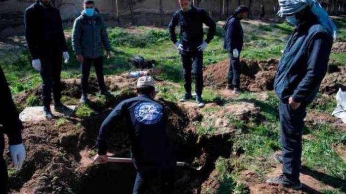اكتشاف أكبر مقبرة جماعية لضحايا داعش .. لن تصدق عدد الجثث المهول الذي تم العثور عليه حتي الان