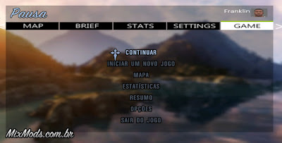 mod menu do gta v