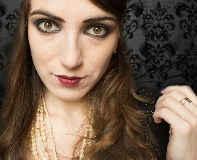 twenties make-up