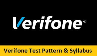 Verifone Test Pattern