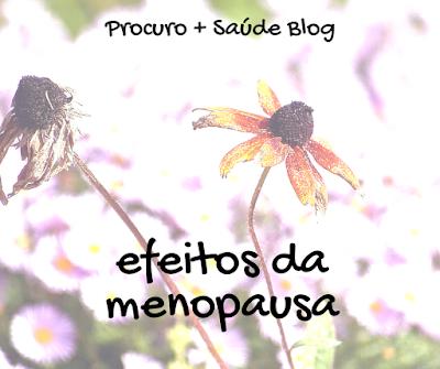 Efeitos da menopausa