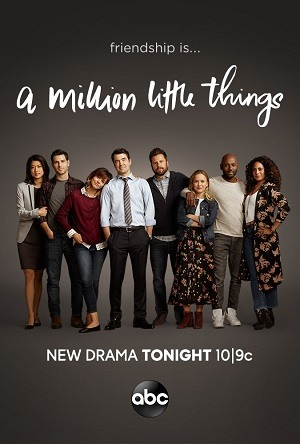 A Million Little Things Séries Torrent Download capa