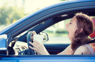 Tips mengurangi lelah dan ngantuk saat mengemudi