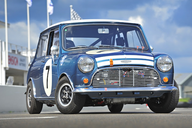 1964 Austin Mini Fia Racing Car For Sale For Gbp 69 950 All Cars