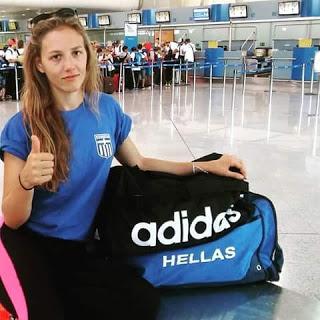 Η Σουλιώτισσα Ελπίδα Τόκα στους 18ους Μεσογειακούς αγώνες με την Εθνική Ελλάδας