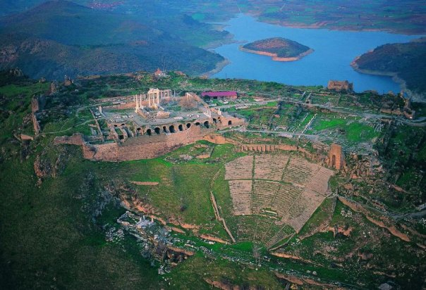 Rediscovering Bergama: ancient Greek Pergamon