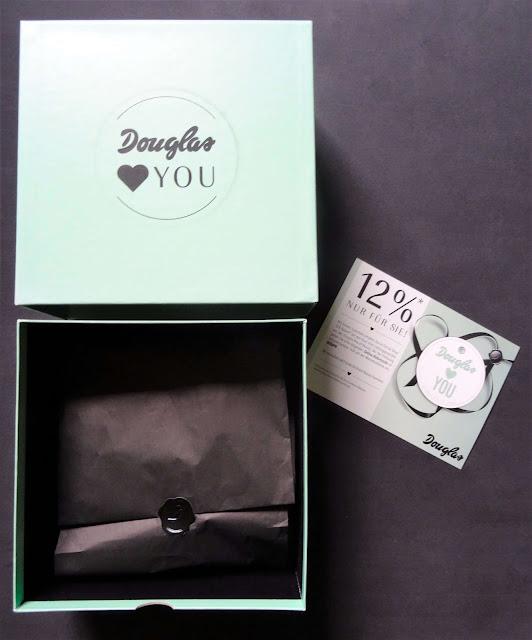 Douglas Box of Beauty Verpackung