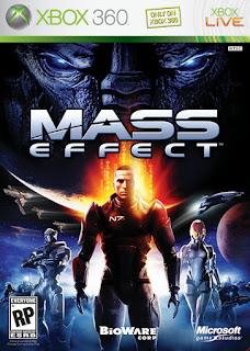 Mass Effect 1 Xbox 360