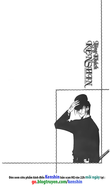 Rurouni Kenshin chap 52 trang 1