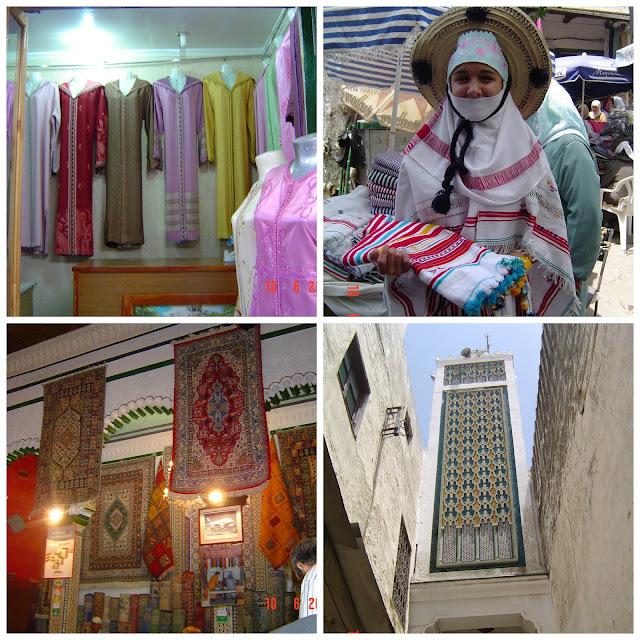 Medina de Tetouan, Marrocos