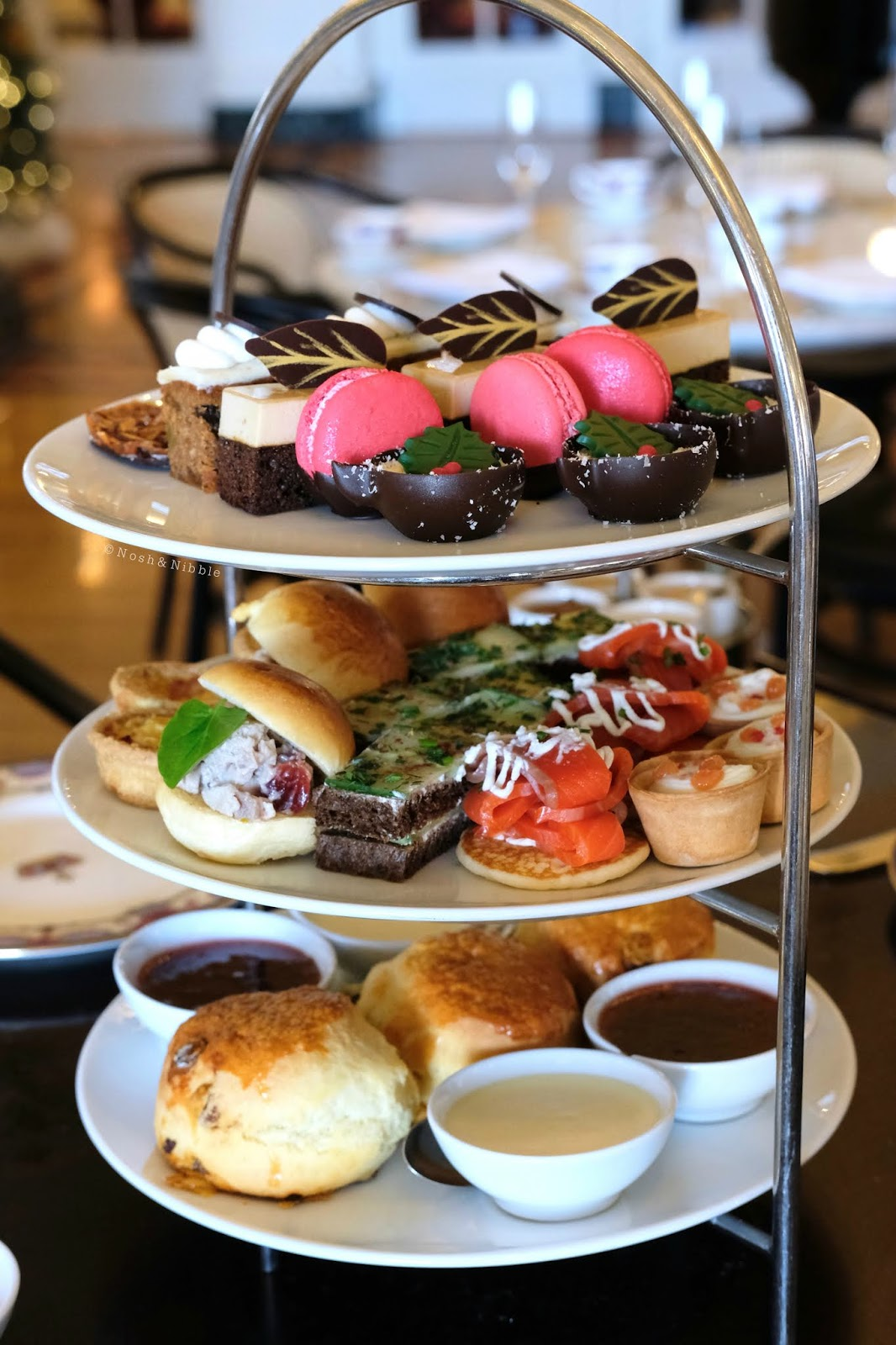 Fairmont Empress | Tea at The Empress Review | Festive Afternoon Tea Menu