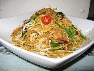 Resep Mie goreng