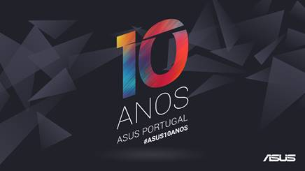 10 Anos Asus Portugal