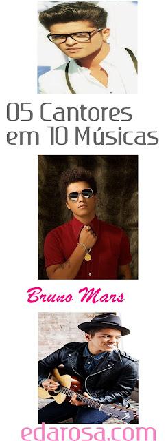 Músicas de Bruno Mars