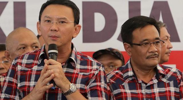 Kenapa Ahok-Djarot Kalah di Jakarta Selatan?