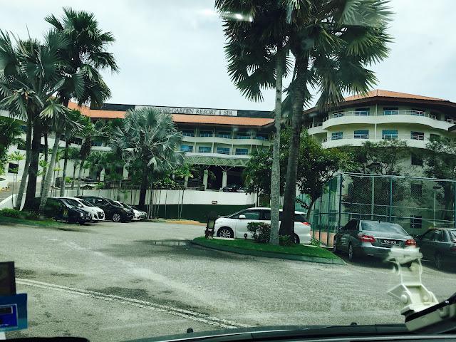 hotel best di kuantan