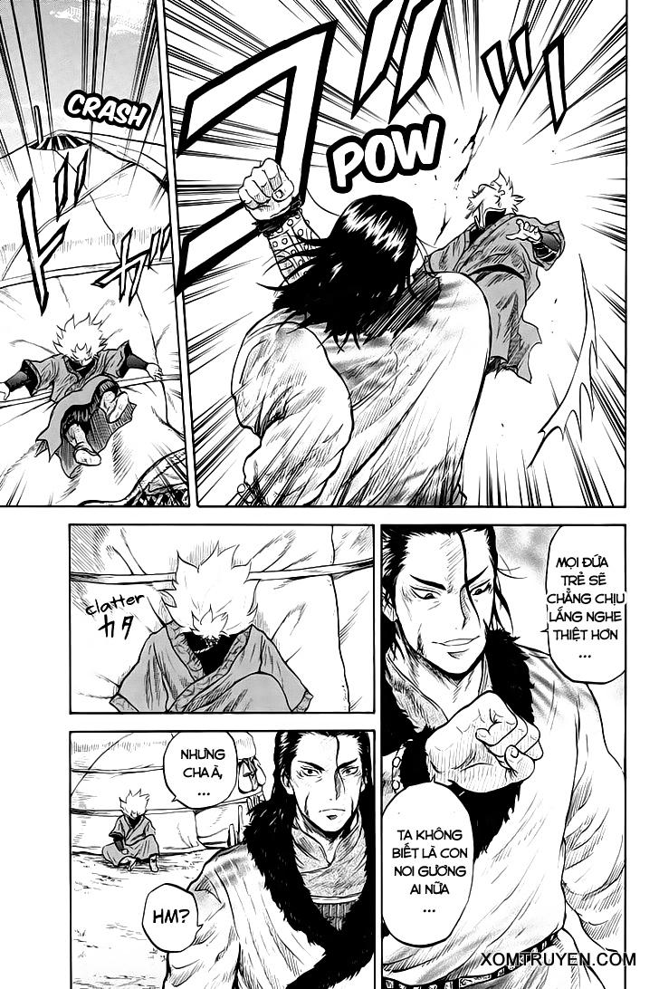 Horizon (okada takuya) chap 26 trang 7