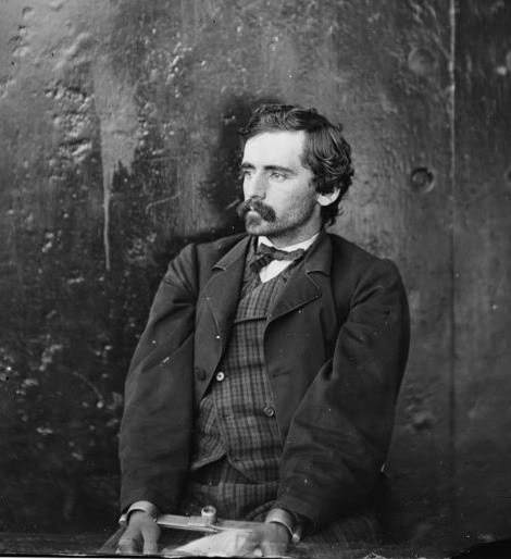 where did john wilkes booth and his conspirators meet