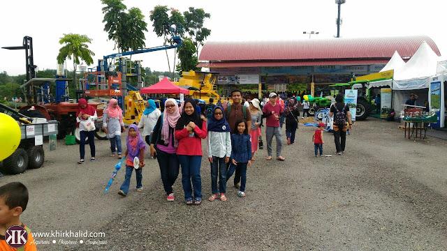 Laman Armada Jentera MAHA 2016,
