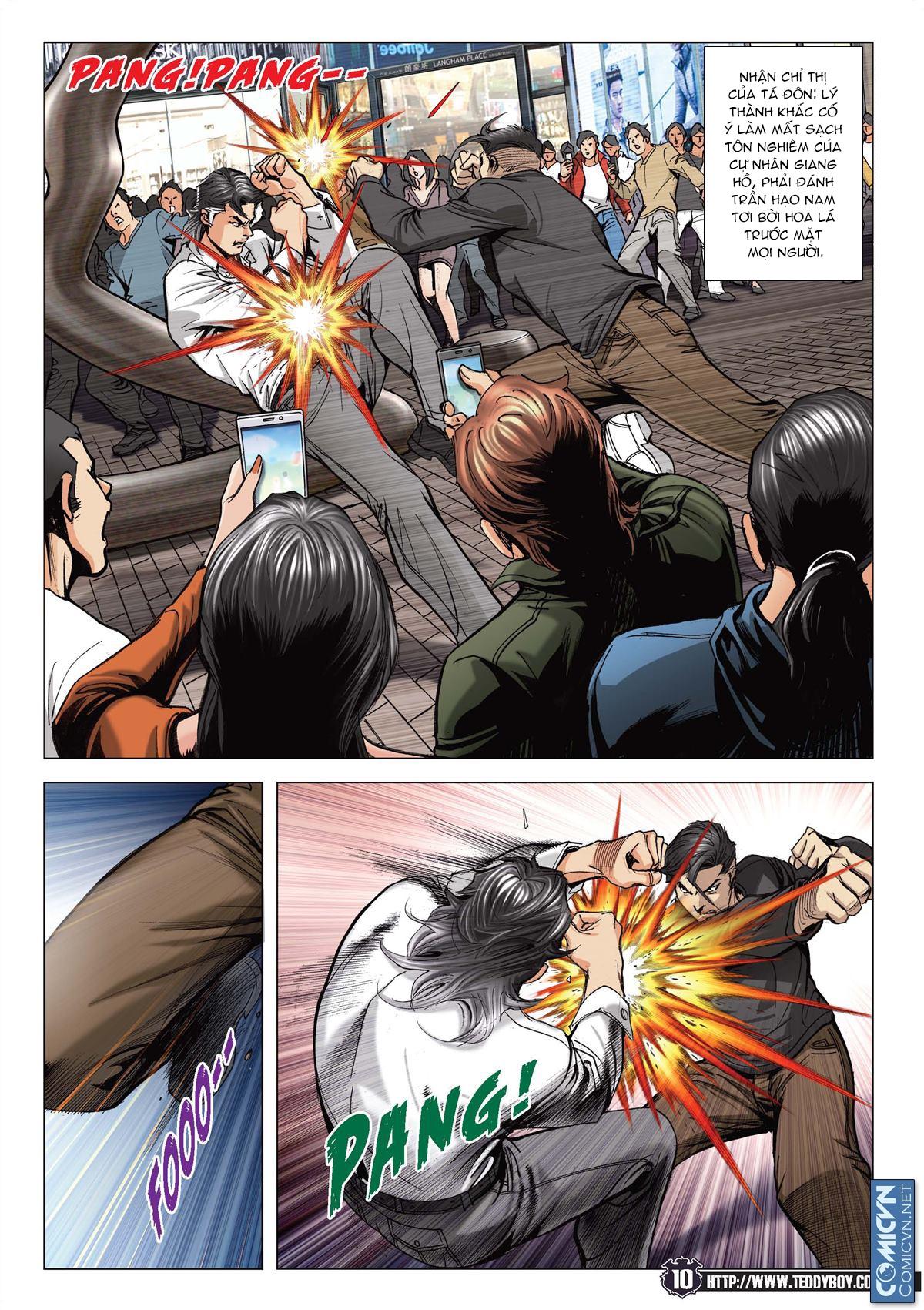 Người Trong Giang Hồ chapter 2093: nó là tay trong trang 9