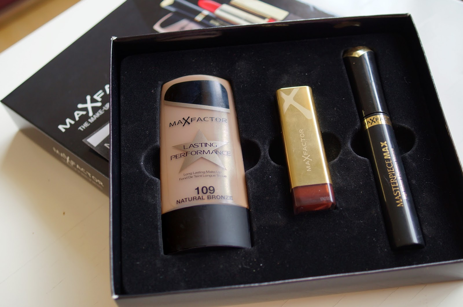 Max Factor Makeup Review