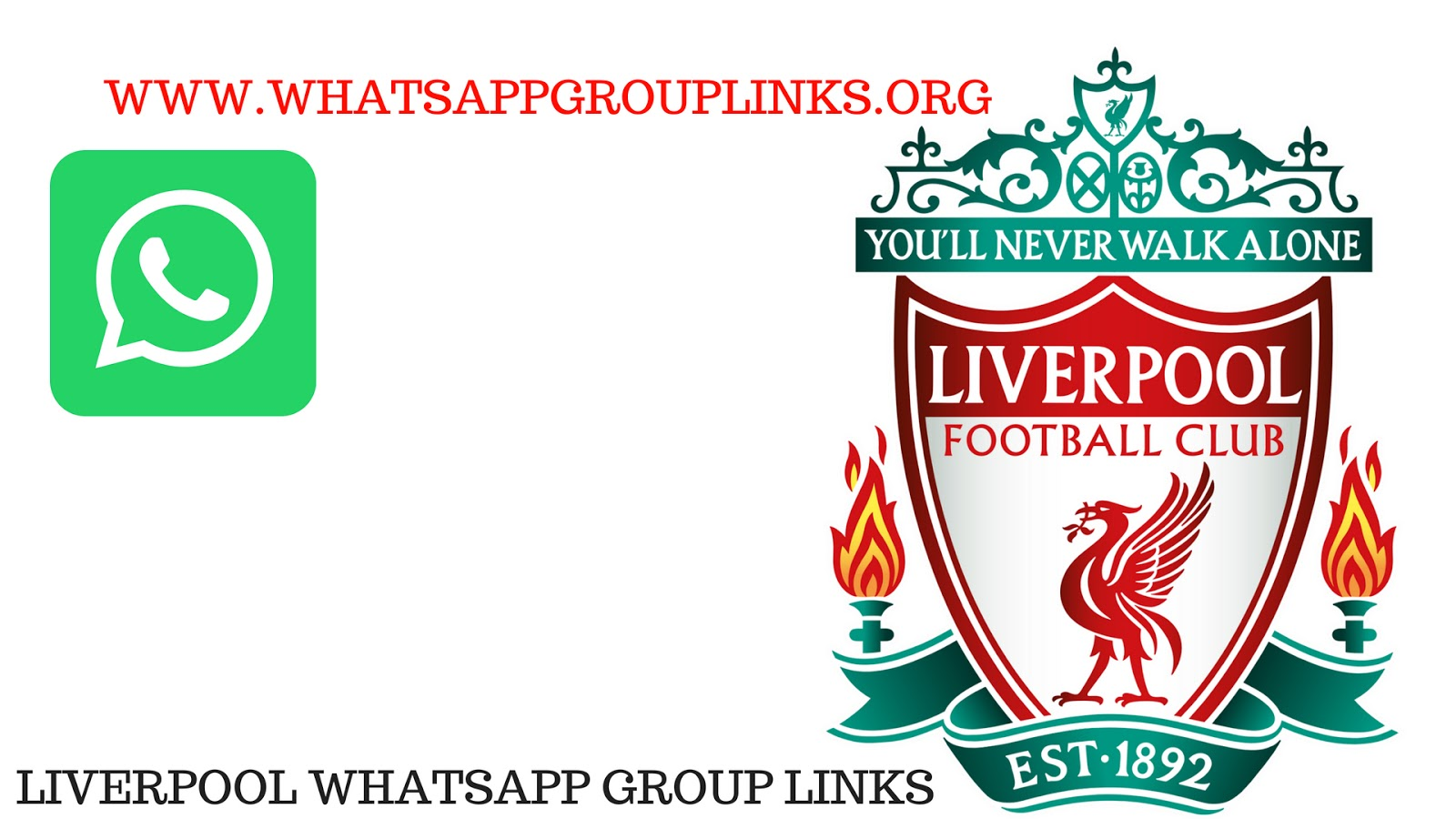 JOIN LIVERPOOL FC WHATSAPP GROUP LINKS LIST - Whatsapp Group