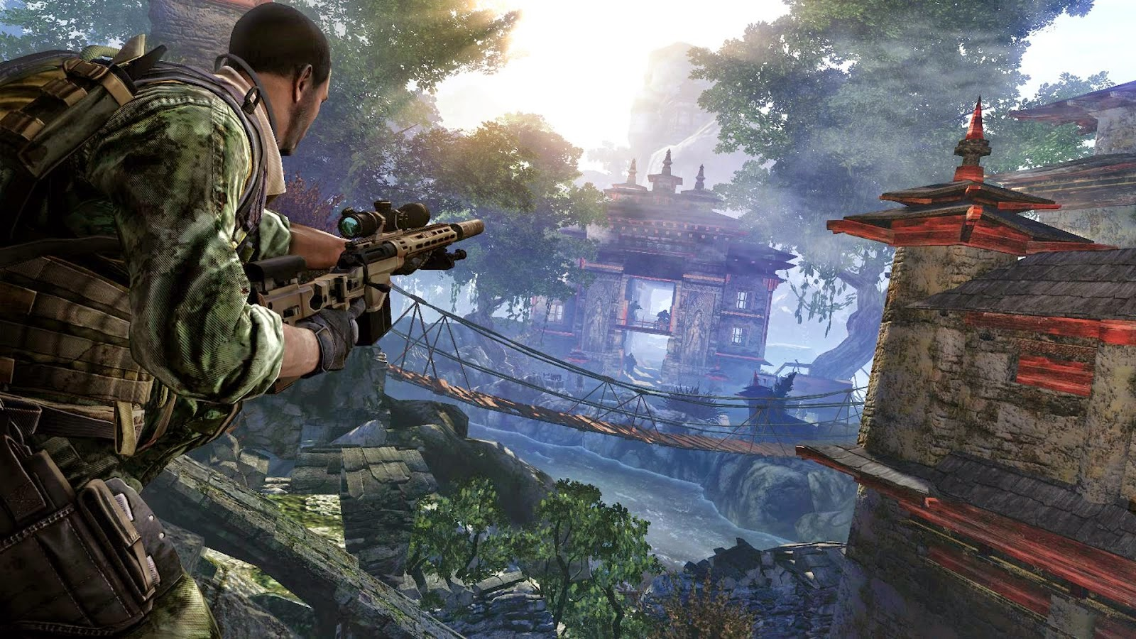 Free Download Sniper Ghost Warrior 2 Pc Game Full Version