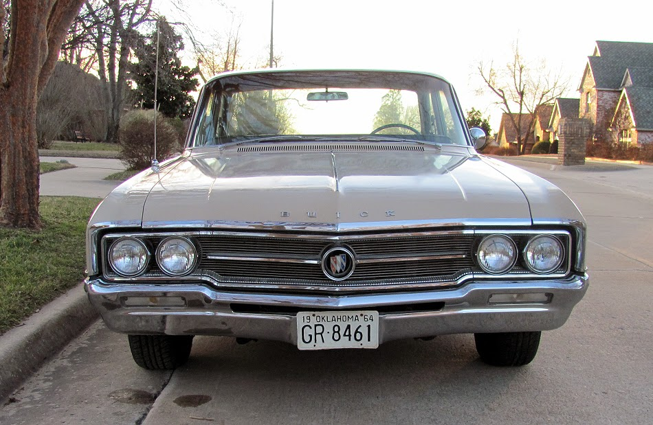 2016 Lincoln Town Car >> All American Classic Cars: 1964 Buick Wildcat 4-Door Sedan