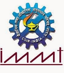 IMMT Recruitment 2016 JRF, RA, PA, Project Scientist – 31 Posts The Institute of Minerals and Materials
