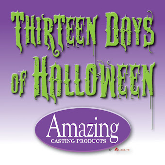 Join us for some Cre8time fun... Thirteen Days of Halloween!