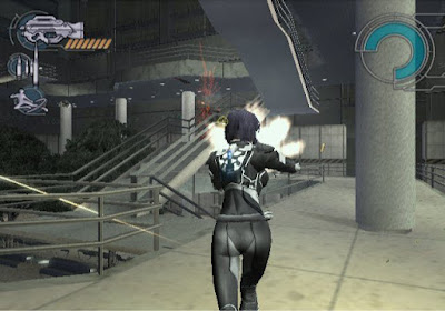 Ghost in the Shell: Stand Alone Complex PSP ISO Download for Android