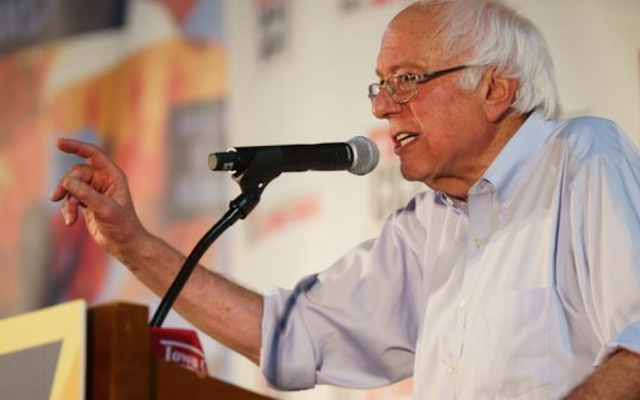Bernie Sanders returns to Iowa Feb. 23 for rally with Pete D'Alessandro