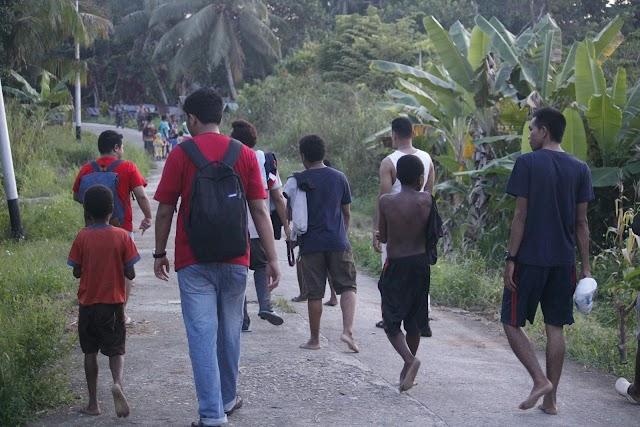 Bahasa Tok Pisin, Salah Satu Bahasa di Kampung Mosso Perbatasan RI-PNG