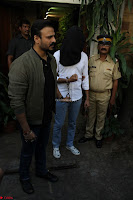 Vivek Oberoi and Riteish Deshmukh Promoting Their movie Bank Chor~  Exclusive 30.JPG