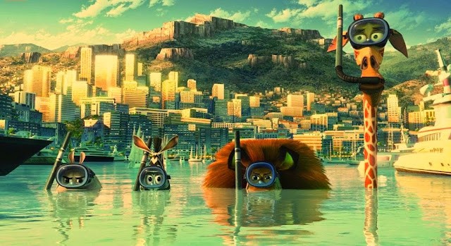 Madagascar 3 Wallpaper HD