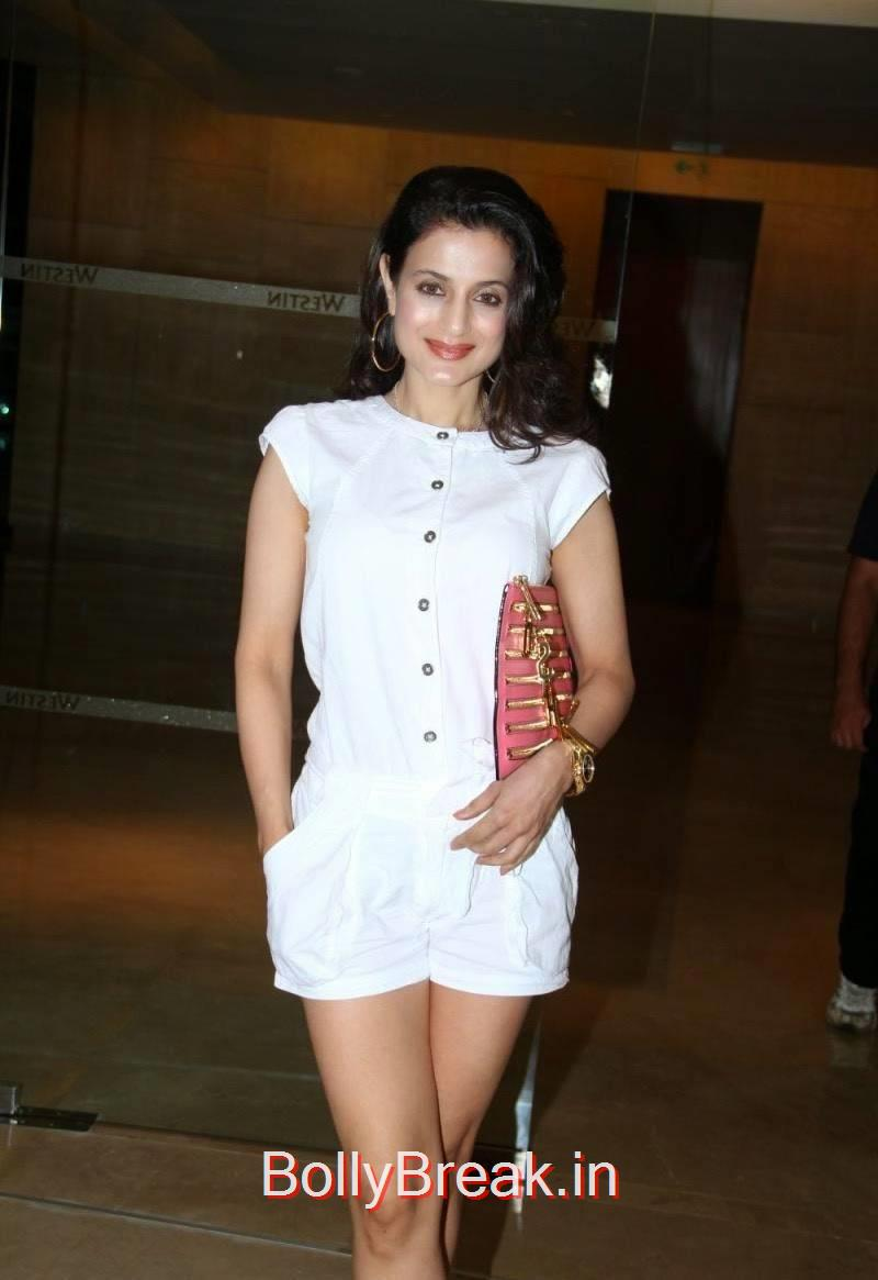 Amisha Patel Photoshoot Stills, Amisha Patel Hot Pics from Dicitex Furnishing Launch Event