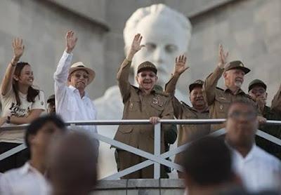 Cuba realiza parada e dá demonstração de força poucos dias antes da posse de Trump nos EUA