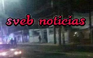 Balacera en Orizaba Veracruz la tarde-noche de este Domingo