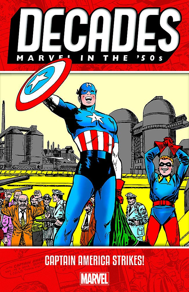 DECADES - MARVEL In The 50's!