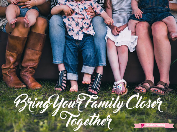 Bring Your Family Closer Together With These Tips