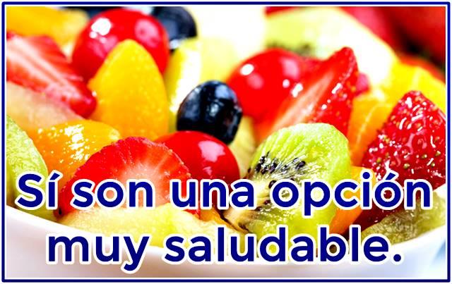 Importancia de las ensaladas de frutas para nuestra salud