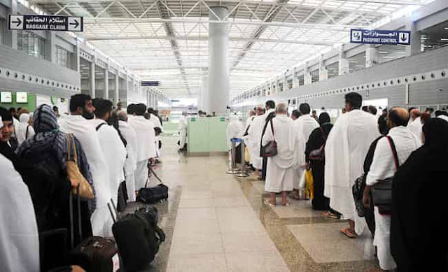 OVERSTAYING ON HAJJ VISAS WILL FACE HEAVY PENALTIES