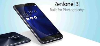 2 Cara Flash Asus Zenfone 3 ZE552KL Terbaru