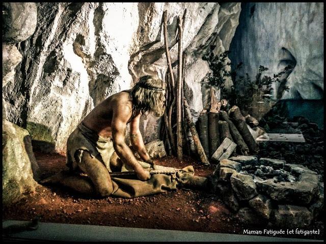 musée préhistoire quinson