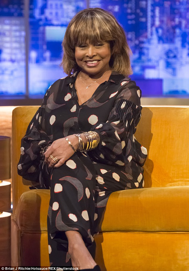 Tina Turner reveals how she risked her life to flee her 'volatile' late husband Ike
