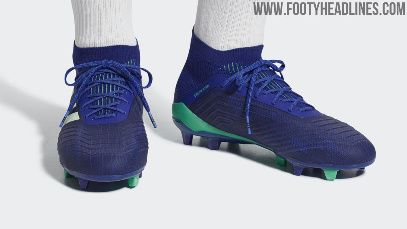 What do football cleats look like