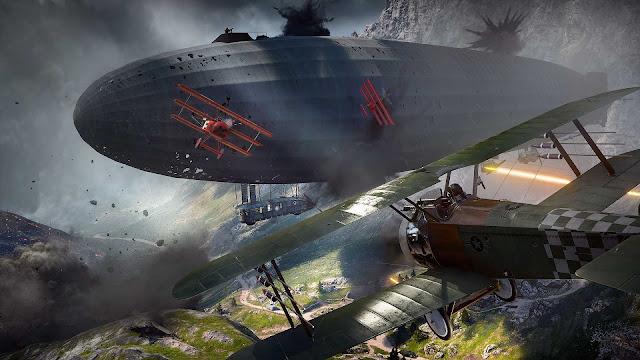 Ya se pueden comprar battlepacks en Battlefield 1 con dinero real