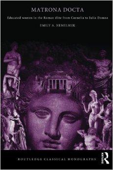 Bilde av Hemelrijks bok «Matrona Docta», hentet fra Amazon.